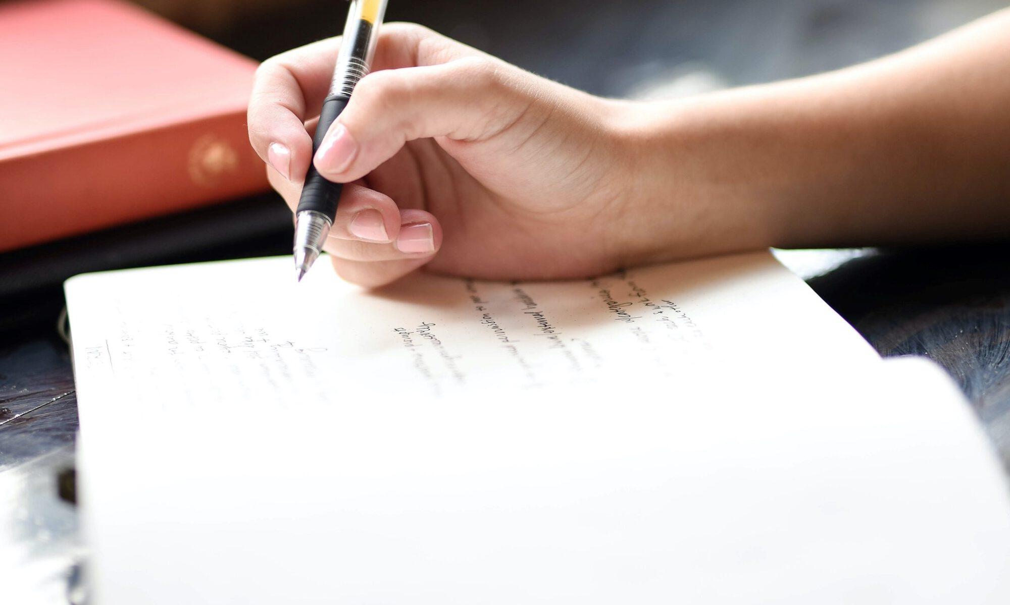 Schreib Dich glücklich!